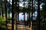 Hakone, Lake Ashinoke