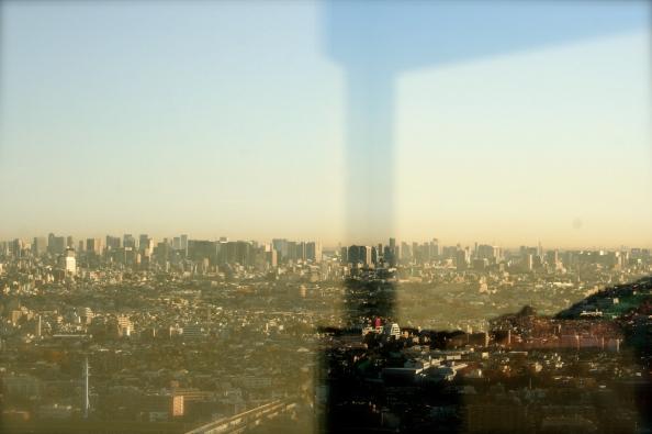 blick auf shibuya