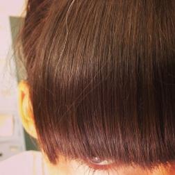ein graues Haar...