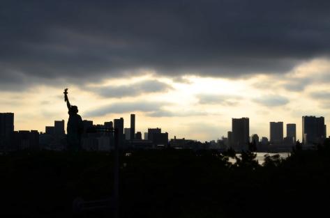 New York in Tokyo