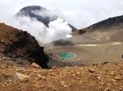 Climbed a volcano