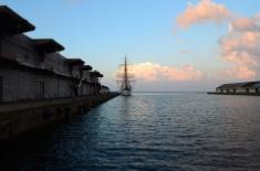 Otaru harbour