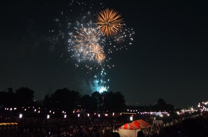 Itabashi Fireworks