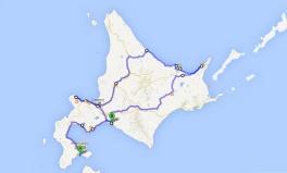 hokkaido road trip