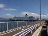 Ferry at Aomori