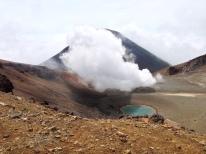 no clouds - vulcano