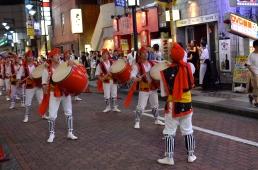 Parade in Shibuya