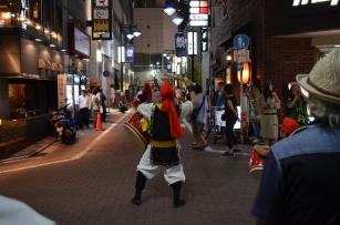 Shibuya parade