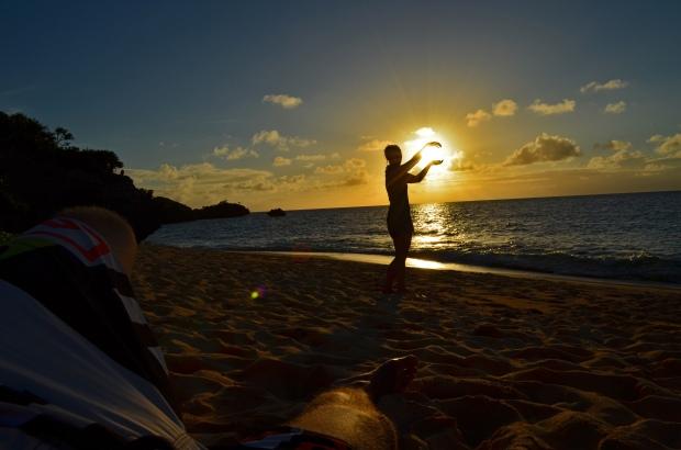 ishigaki sunset beach
