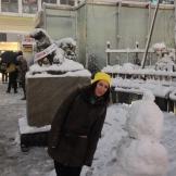 Hachiko & Snow