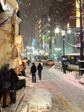 """Snow """"Chaos"""" Tokyo 2014"""