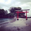Mini Island shrine