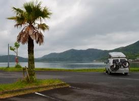 Ikeda lake