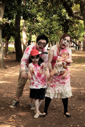 Zombie Walk - Family event