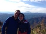 See Mt. Fuji in the background :)