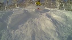 Shredding the Hokkaido Powder