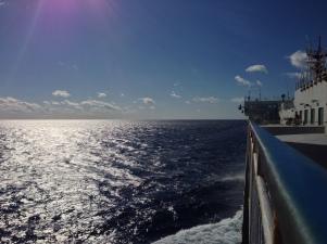 Ferry to Hokkaido