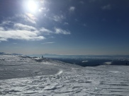 Asahidake - View from the top