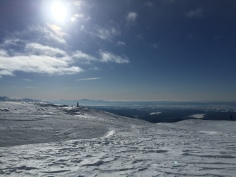 Asahidake - View from the top