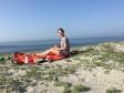 Beach at Fukiagehama Camping Ground