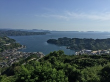 Coastline of western Shikoku